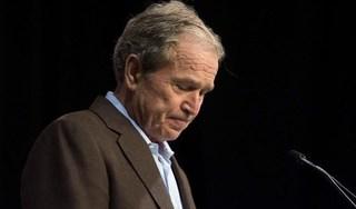 Cựu Tổng thống Bush lên tiếng về vụ người đàn ông da đen bị đè chết