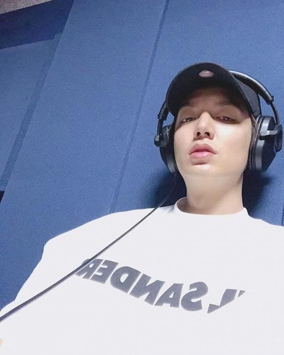Bị chê hết, Lee Min Ho đăng ảnh 'out nét' cũng nhận hàng triệu lượt like
