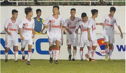 Đánh bại Phú Yên, U19 HAGL đặt một chân vào vòng chung kết