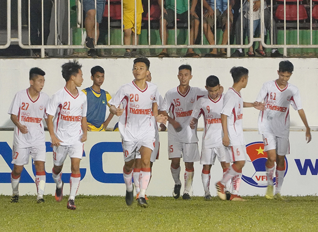 U19 HAGL 1 đặt một chân vào vòng chung kết U19 quốc gia