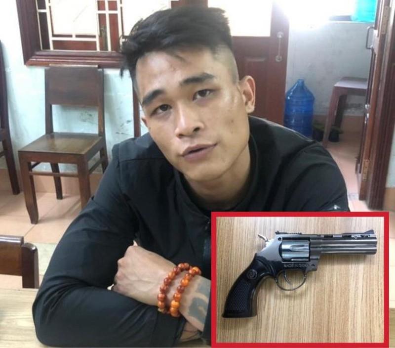 Đối tượng bắn trọng thương phụ xe khách ở Quy Nhơn 'sa lưới'