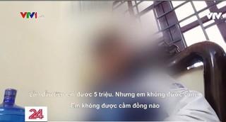 4 tối tượng bị khởi tố trong vụ mua bán trinh tiết học sinh cấp 2 ở Ba Vì