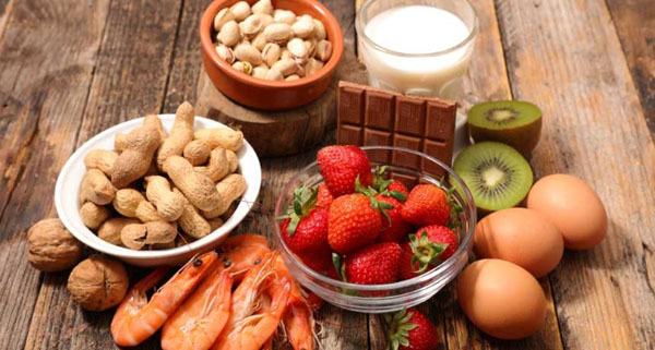 Thực phẩm dễ gây dị ứng bạn nên phòng tránh