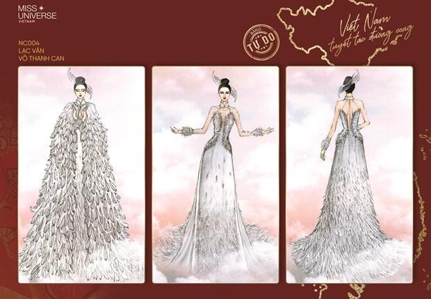 Đưa Covid-19, cô Minh Hiếu vào áo dài, Khánh Vân 'đi đường quyền' chinh phục Miss Universe