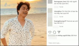 Bạn trai thiếu gia khoe ảnh mới, Hòa Minzy bỗng bị réo tên 'xài chồng quá hao'