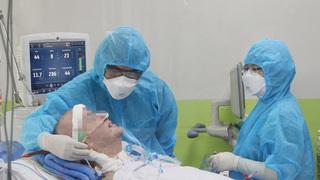 Tổng Lãnh sự quán Anh đã vào thăm bệnh nhân 91