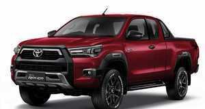 Toyota Hilux 2021 nhiều nâng cấp, sức mạnh vượt trội