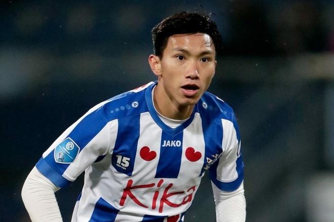 SC Heerenveen chưa chốt tương lai Văn Hậu