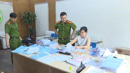 Triệt phá đường dây mua bán hóa đơn GTGT trị giá 2.000 tỷ ở Phú Thọ