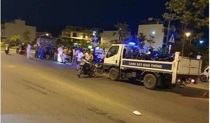 Xe máy va chạm với xe ben, 1 thanh niên tử vong tại chỗ