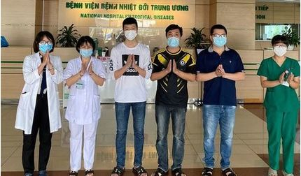 Thêm 3 ca khỏi bệnh, Việt Nam chỉ còn 23 người mắc Covid-19
