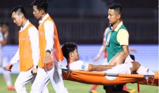 Tiền đạo Đức Chinh vắng mặt ở vòng 3 V.League