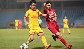 'Các cầu thủ Nam Định sẽ thi đấu cống hiến ở trận gặp Viettel'