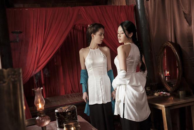 Chi Pu tiết lộ lý do vì sao mời Ngọc Trinh đóng MV Cung đàn vỡ đôi