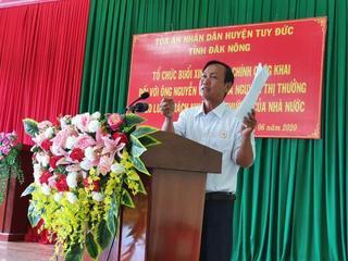 Hai người bị kết án oan ở Đắk Nông chưa hài lòng với buổi xin lỗi công khai