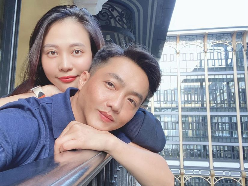 Cường Đô la bị bạn bè 'bóc mẽ' và phản ứng bất ngờ của bà xã Đàm Thu Trang