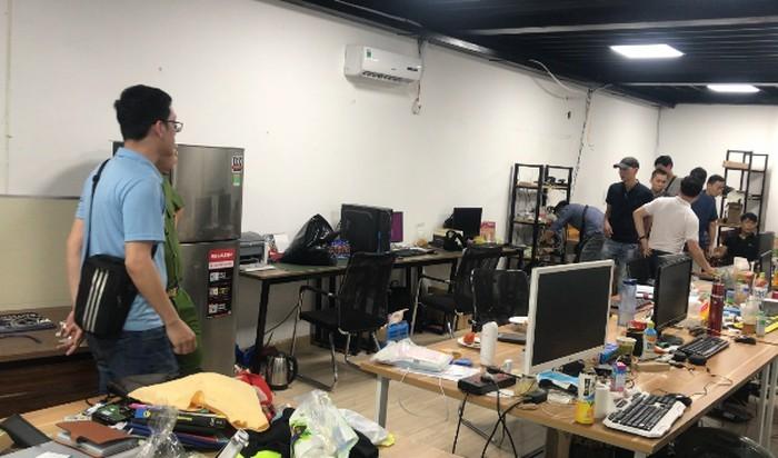 Đường dây đánh bạc 64 nghìn tỷ ở Hà Nội: Xác định được 2 triệu 'con bạc'