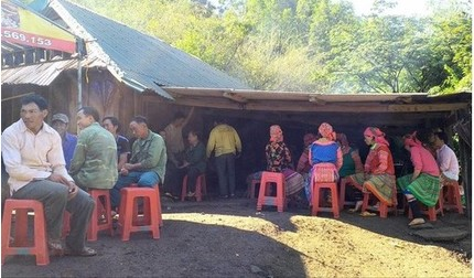 Đi làm rẫy, đôi vợ chồng ở Đắk Lắk bị sét đánh thương vong