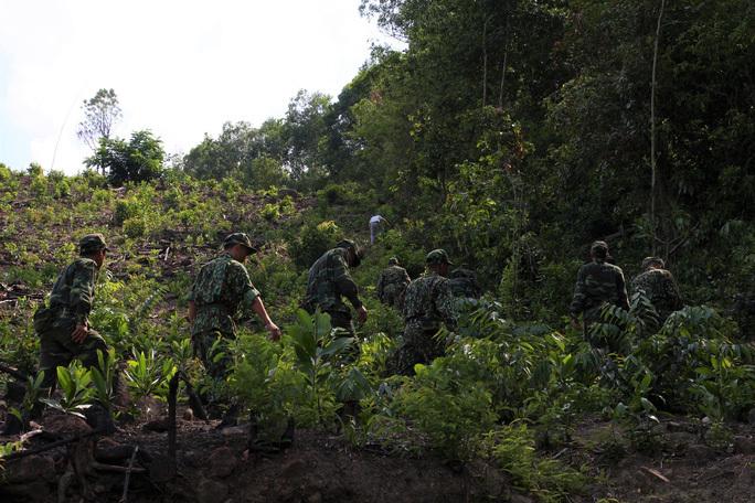 Đề xuất quân đội tiêu diệt đối tượng giết người vượt ngục để chặn cơ hội phản kháng