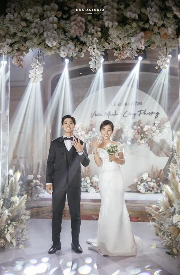 Bóc mác váy cưới vợ Công Phượng: Thuê với giá 35 triệu đồng