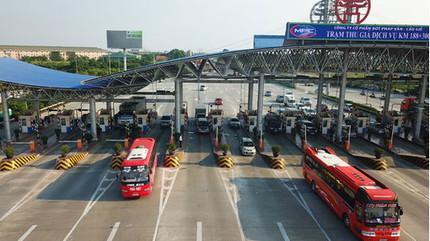 Cao tốc Pháp Vân - Cầu Giẽ sắp triển khai dịch vụ thu phí tự động không dừng