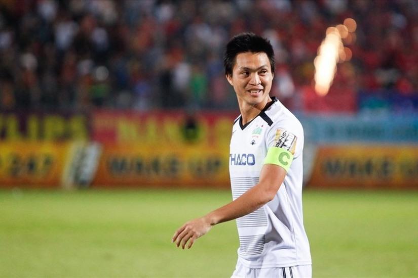 Tiền vệ Tuấn Anh thận trọng trước trận gặp Hà Nội FC