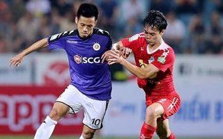 HAGL thua đậm Hà Nội FC trên sân Hàng Đẫy