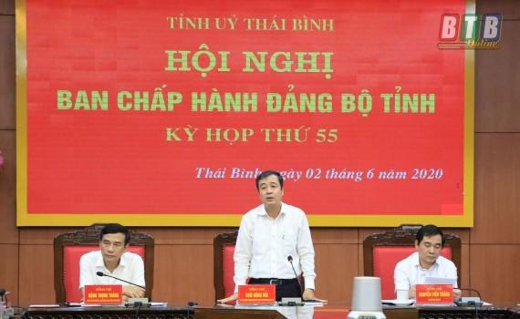 5 cán bộ, đảng viên chủ chốt của Thái Bình bị khởi tố trong vòng 2 tháng