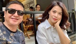 Nghệ sĩ Chí Trung đăng ảnh hẹn hò với bạn gái mới dịp cuối tuần