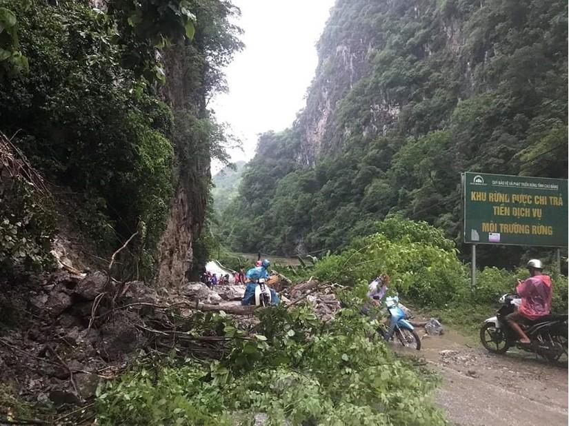 Tin tức trong ngày 7/6, mưa lớn sạt lở tại Cao Bằng làm 1 người chết, 1 người bị thương