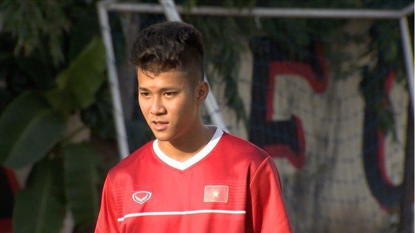 Tiền đạo Lê Minh Bình của HAGL tỏa sáng ở giải hạng Nhất