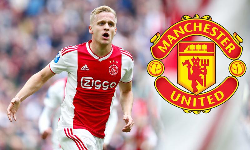 MU chi 50 triệu euro chiêu mộ cầu thủ của Ajax