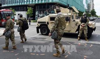 Kiểm soát được biểu tình, Tổng thống Trump rút Vệ binh quốc gia khỏi Washington