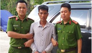 Tạm giam kẻ sát hại tài xế xe ôm trên bờ đê, cướp tài sản