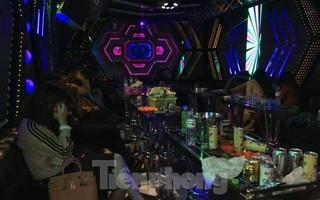Nam Định: Khởi tố chủ quán karaoke cùng nhân viên tổ chức 'tiệc ma túy'