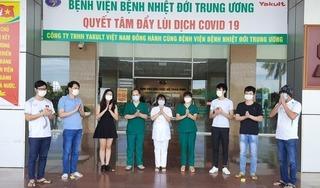 Thêm 6 bệnh nhân Covid-19 từ nước ngoài về được công bố khỏi bệnh
