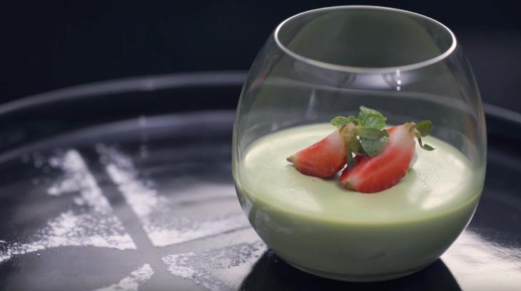 Bí kíp làm pudding trà xanh tuyệt đỉnh, thơm ngon khó cưỡng
