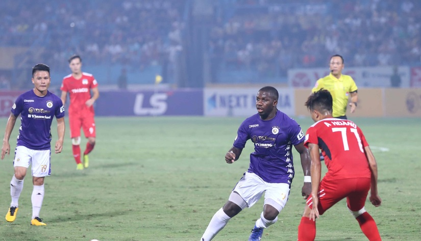 Hà Nội FC gặp bất lợi lớn sau chiến thắng trước HAGL