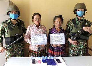 2 phụ nữ Sơn La táo tợn vận chuyển số lượng ma túy 'khủng'