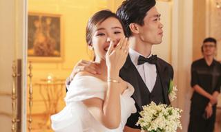 Tiết lộ giá bộ vòng tay và cặp nhẫn đính hôn của Công Phượng - Viên Minh