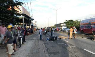 Tin tức tai nạn giao thông ngày 9/6: Va chạm với ô tô tải, nam thanh niên tử vong