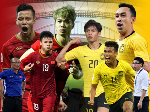 Đội tuyển Malaysia lên kế hoạch lật đổ Việt Nam