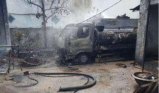 Vụ xe bồn cháy rụi, tài xế tử vong: Chủ cây xăng cũng không qua khỏi