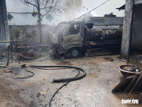 Vụ xe bồn chở xăng bốc cháy: Chủ cây xăng đã qua đời