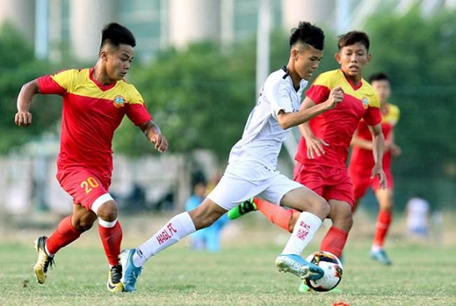 U19 HAGL 1 vào vòng chung kết U19 quốc gia