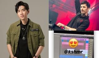 DJ nổi tiếng thế giới KSHMR trầm trồ khen ngợi bản remix của K-ICM