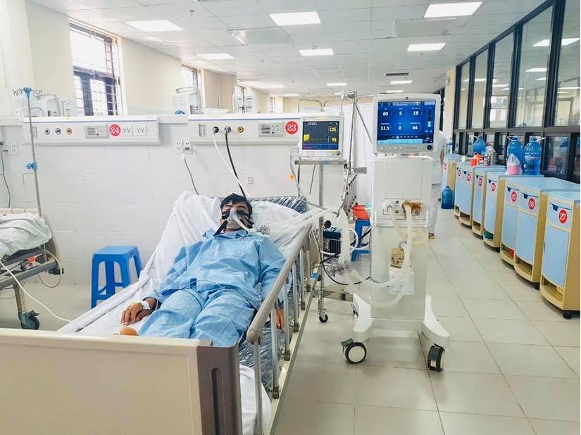 Bệnh nhân nguy kịch, suy đa phủ tạng vì vết đốt nhỏ