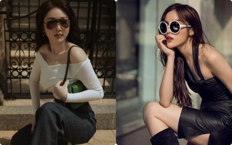 Kim Bình - 'bản sao' Kỳ Duyên khoe vòng 1 sexy