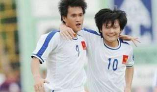 Top 10 chân sút xuất sắc nhất tuyển quốc gia Việt Nam