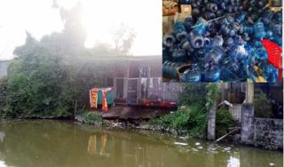 Vụ làm nước 'tinh khiết' từ nước thải: Đã tiêu thụ ở một số trường học